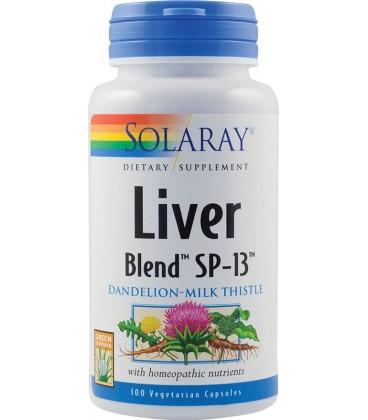 Liver Blend, 100 capsule