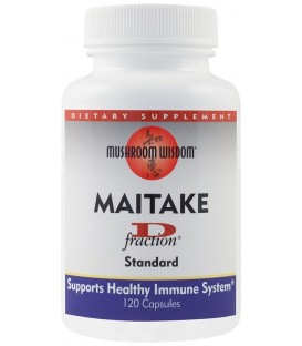 Maitake D-Fraction, 120 capsule