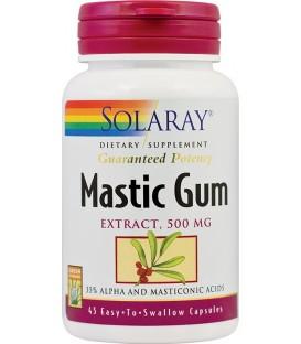 Mastic Gum, 45 capsule