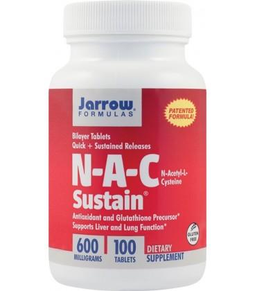 N−A−C Sustain, 100 tablete