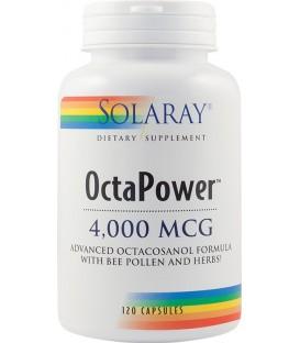 Octapower 4000 mcg, 120 capsule