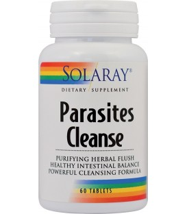 Parasites Cleanse, 60 tablete