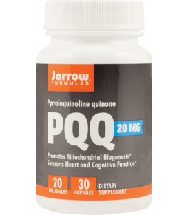 PQQ 20 mg, 30 capsule