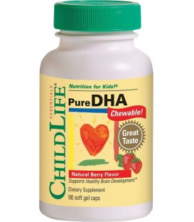 Pure Dha, 90 capsule