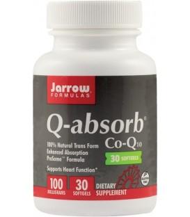 Q-Absorb (coenzima Q10 100 mg), 30 capsule