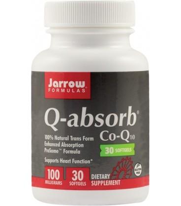 Q−Absorb (coenzima Q10 100 mg), 30 capsule