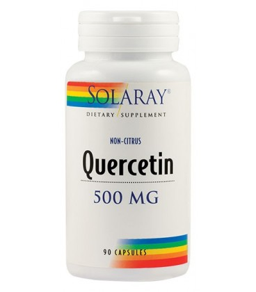Quercetin 500 mg, 90 capsule