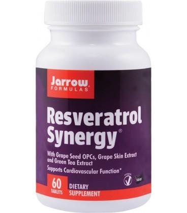 Resveratrol Synergy, 60 tablete