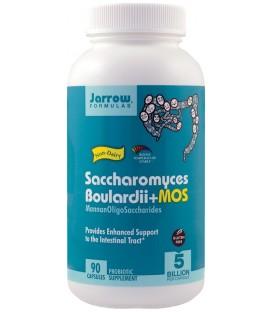 Saccharomyces Boulardii + Mos, 90 capsule
