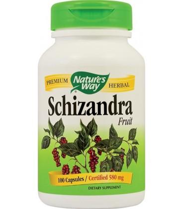 Schizandra Fruit, 100 capsule