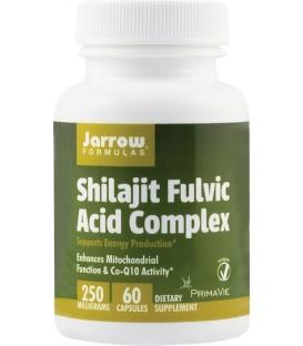 Shilajit Fulvic Acid Complex 250 mg, 60 capsule
