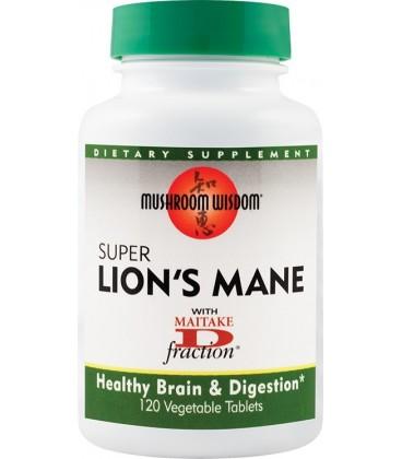 Super Lion's Mane, 120 tablete
