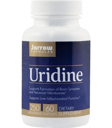 Uridine 250 mg, 60 capsule
