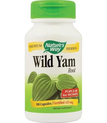 Wild Yam, 100 capsule