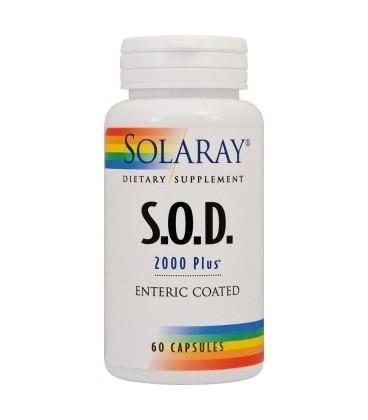 S.O.D. 2000 Plus, 60 capsule