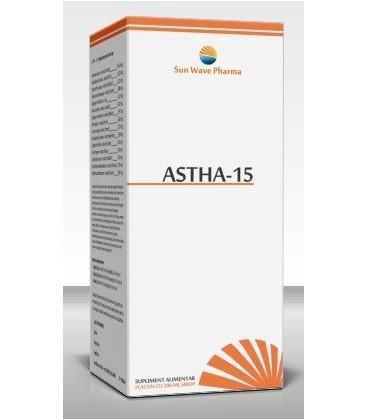 Astha−15 sirop, 200 ml