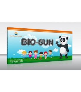 Bio Sun, 15 plicuri
