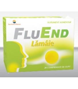 FluEnd lamaie, 20 capsule