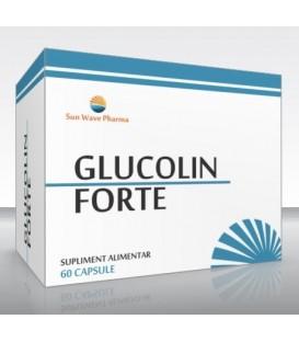 Glucolin Forte, 60 capsule