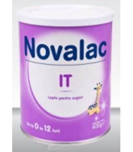 Lapte praf Novalac IT, 400 grame