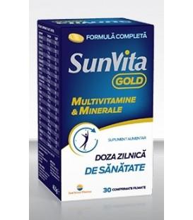 Sun Vita Gold, 30 tablete