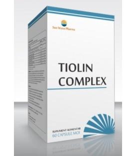 Tiolin Complex, 60 capsule