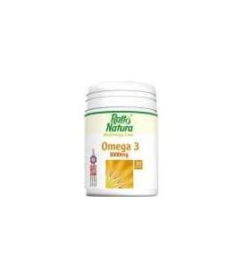 Omega 3 1000 mg + vitamina E, 30 capsule