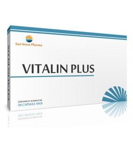 Vitalin Plus, 30 capsule