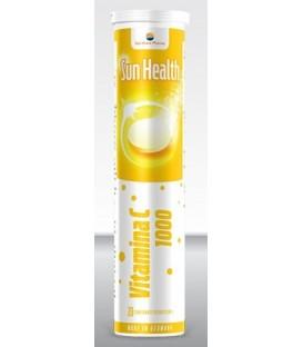 Vitamina C - Sun Health, 20 tablete