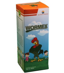 Wormex sirop, 100 ml