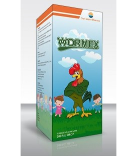 Wormex sirop, 200 ml