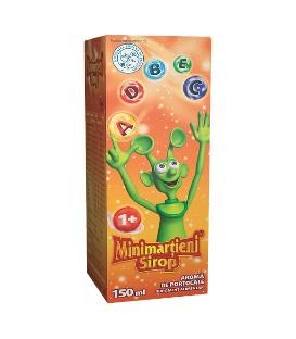 Minimartieni Sirop Imunoforte, 150 ml