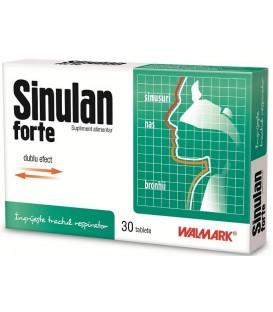 Sinulan Forte, 30 comprimate
