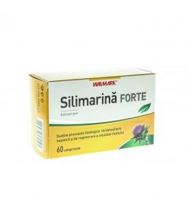 Silimarina Forte, 60 comprimate
