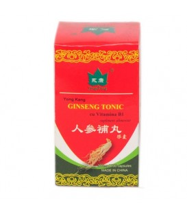 Ginseng Tonic, 30 capsule