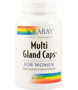 Multi Gland Caps For Women, 90 capsule