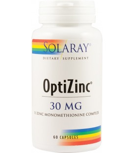 Optizinc, 30 mg 60 capsule