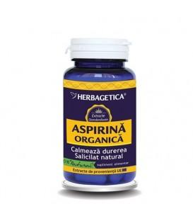 Aspirina Organica, 30 capsule