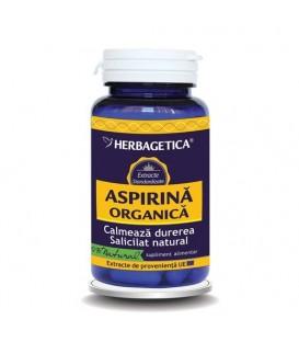 Aspirina Organica, 60 capsule