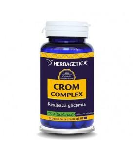 Crom Complex, 60 capsule