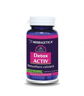 Detox Activ, 30 capsule