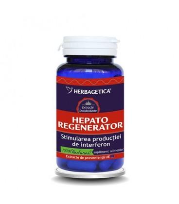 Hepato Regenerator, 30 capsule