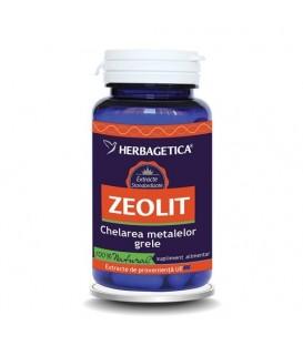 Zeolit, 60 capsule