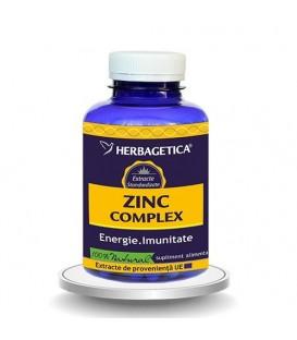 Zinc Complex, 120 capsule