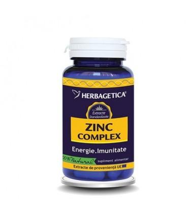 Zinc Complex, 30 capsule
