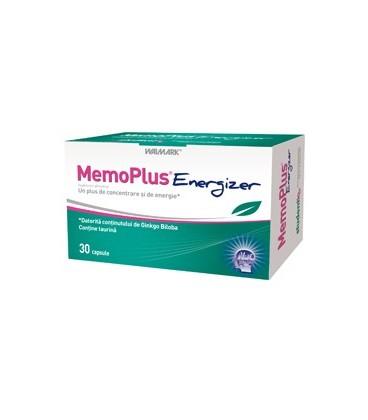 Memoplus Energizer, 30 comprimate