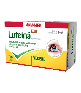 Luteina Plus, 20 mg 30 capsule