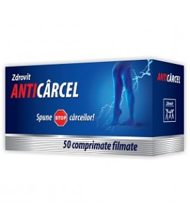 Anticarcel, 50 capsule