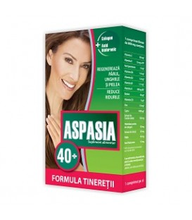 Aspasia 40+, 42 capsule