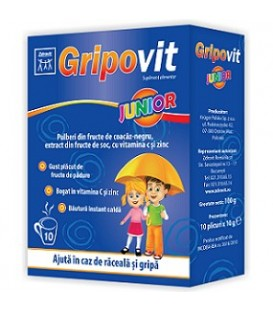 Gripovit Junior, 10 doze